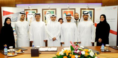 Dubai Smart Government and Dubai Media Inc. sign agreement to provide support for electronic and smart shared services
