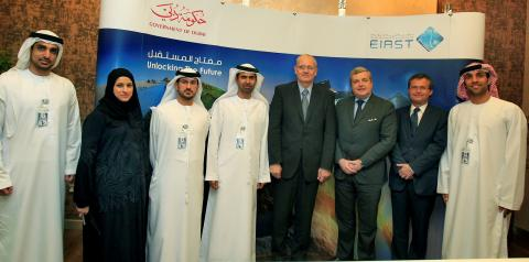 EIAST reaffirms space research & technology commitments with high level delegation from France