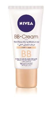 The World Speaks BB – 5 in 1 Cream from NIVEA  With SHINE-FREE Effect
