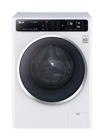 LG'S LATEST WASHING MACHINES  PRIORITIZE TIME AND ENERGY SAVINGS