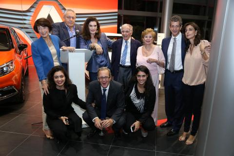 Renault Lebanon Launches the First Renault Store in the Region