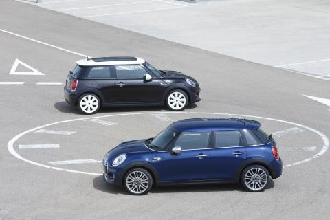 Exemplary safety in urban road traffic: Euro NCAP Advanced award goes to the Driving Assistant in the new MINI.