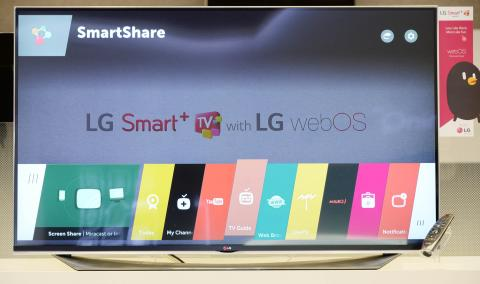 LG TO SHOWCASE MORE INTUITIVE WEBOS 2.0SMART TV PLATFORM AT CES 2015