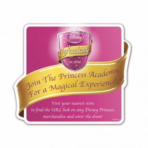 Learn the skills of your favourite Disney Princess with the  launch of the Disney Princess Academy