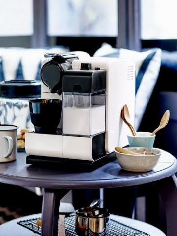 Just add your touch with the new Lattissima Touch by Nespresso