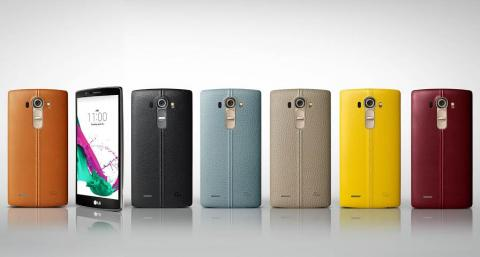 LG G4: THE MOST AMBITOUS SMARTPHONE YET