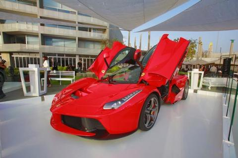 Scuderia Lebanon s.a.l. exclusively showcases its latest models at the 'Yachting Premiere 2015'