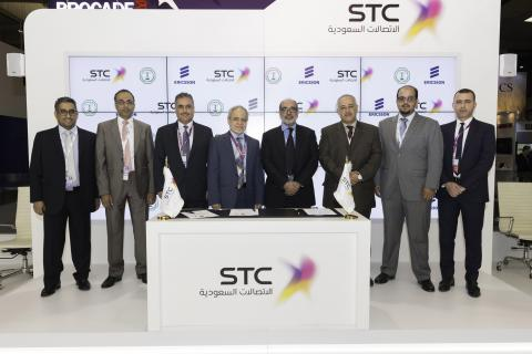 STC, KFUPM and Ericsson implement center of excellence to prepare students for careers in telecommunications