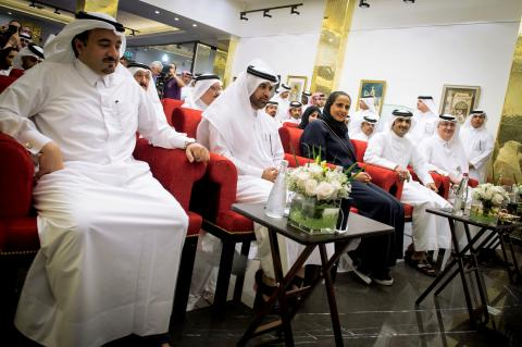 ALBAHIE, THE FIRST EVER AUCTION HOUSE IN QATAR, OPENS AT KATARA