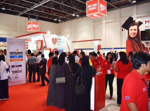 GETEX Dubai 2016 to provide learners of all ages with global access to education experts and university delegates