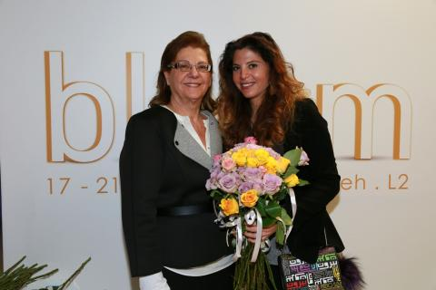 """bloom"" Spring Exhibition by Gata at ABC Dbayeh"