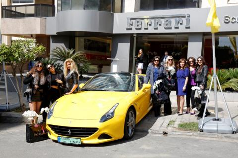 Scuderia Lebanon Celebrates Beauty and Refinement  at Mother's Day Brunch