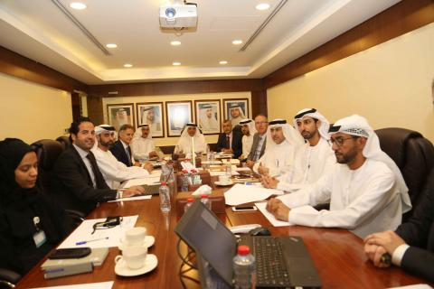 11th Demand Side Management committee meeting reviews energy intensity mapping