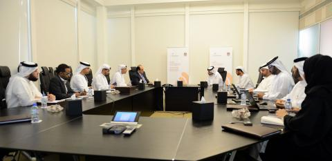 Telecommunications Regulatory Authority discusses with 'Etisalat' and 'du' the results of annual benchmarking of mobile services & networks quality in UAE