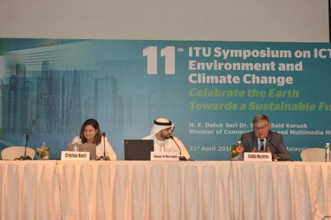 Telecommunications Regulatory Authority participates in ITU 'Study Group 5' meeting