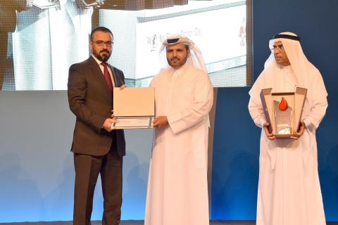 Alfardan Group concludes successful participation in Blood Donors Honoring Ceremony 2016