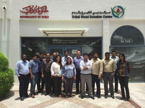 Dabur International embraces spirit of Ramadan by organising blood donation campaign