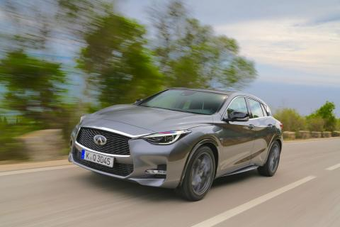 Rymco Gears up for Regional Launch of the All-new Infiniti Q30