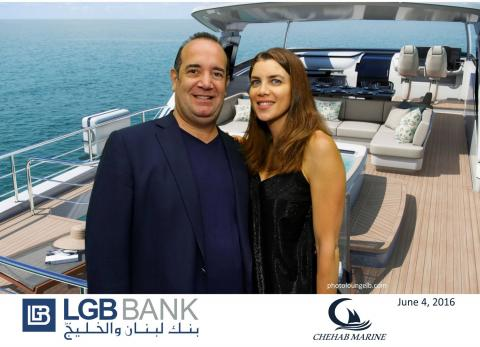 LGB BANK Sponsors the Opening of Chehab Marine Showroom