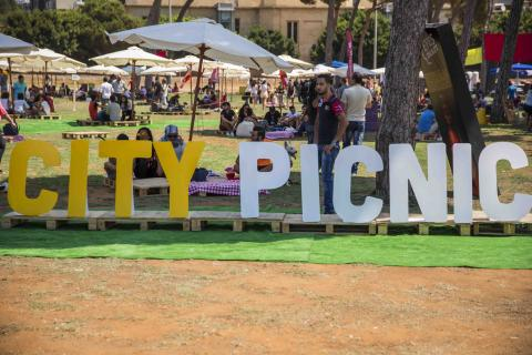 """City Picnic"" creates memories for more than 6,000 Lebanese"