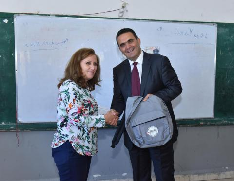 KARPOWERSHIP SUPPORTS EDUCATION  THROUGH AN UNPRECEDENTED SOCIAL INITIATIVE IN LEBANON