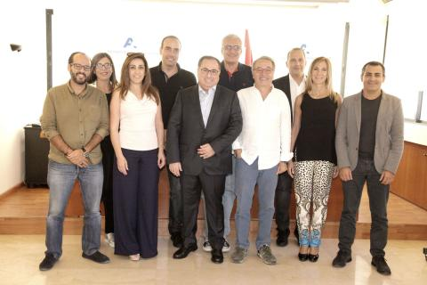 The Advertising Association Election of six new members and the officers of the committee