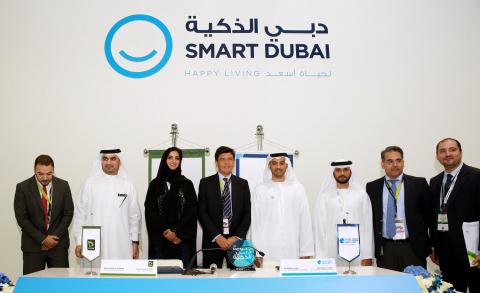 Etisalat partners with Smart Dubai Government