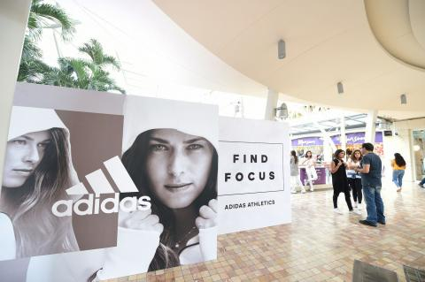 FIND FOCUS with adidas
