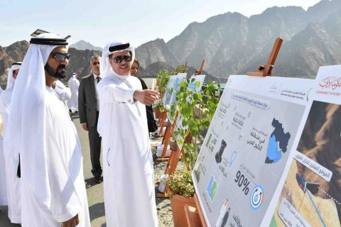 DEWA sustainable development & environmental projects add to Hatta Development Plan