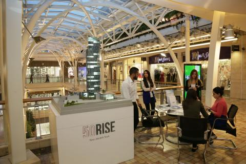 Rise Properties Introduces its Latest Projects at ABC-Ashrafiyeh