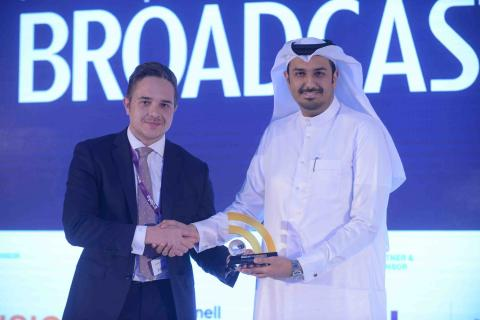 beIN wins 'Broadcast Trendsetter of The Year 2016' Award at Broadcast Pro Middle East Summit