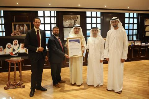 DEWA's Emission Reduction Efforts Achieve ISO 14064-1 Certification