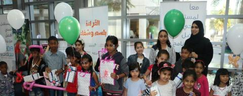 American Hospital Dubai successfully hosts storytelling session in support of SAADA's 'Reading is Healing' initiative