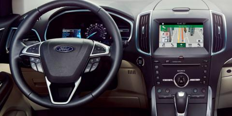 New Design. New Interface. New Languages. New Features: Ford Brings Intelligent SYNC®3 Infotainment System to the Middle East