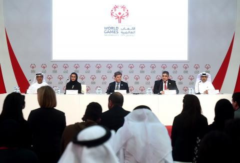 Abu Dhabi Strengthens Commitment to Social Inclusion at Press Conference to Announce Details as Host for 2019 Special Olympics World Games, the World's Largest Humanitarian and Sporting Event