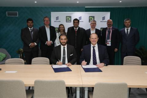 Etisalat Group and Ericsson establish strategic partnership for the first Unified Delivery Network (UDN) Platform across Middle East