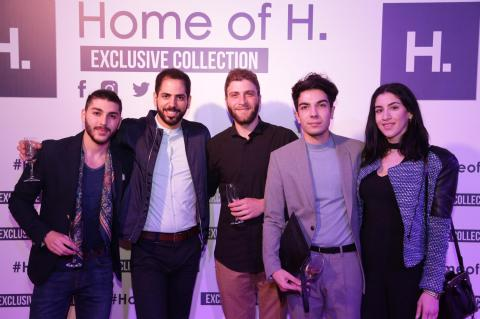 Home of H introduces its deluxe exclusive collection at Sin El Fil showroom