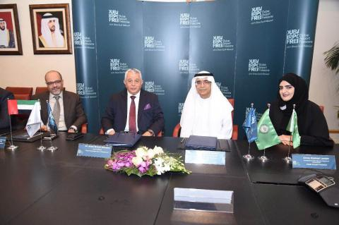 DAFZA signs strategic MoU with Arab Federation of e-Commerce