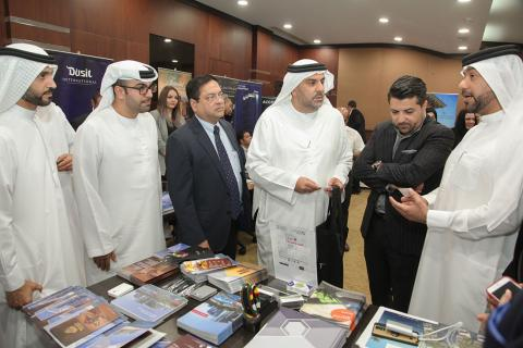 Ministry of Health & Prevention organizes 8th Travel Road Exhibition