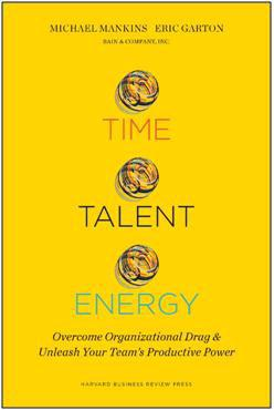 TIME | TALENT | ENERGY