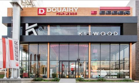 KITWOOD inaugurates a new branch in Zouk Mikael
