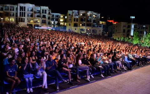 Summer Misk Festival 2017: Garou dazzles with his best hits while Marcel & Rami Khalifé get the crowd fired-up