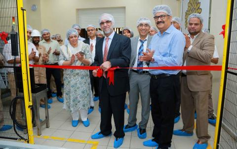 Dabur International inaugurates its first ever robotics for plant operations