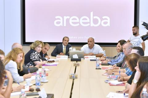 "Group M1 Launches ""areeba"" Company for Electronic Payment Technology after acquiring it from Bank Audi"