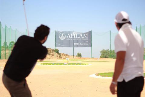 Nature Takes Hold of Ahlam Golf & Mountain Village