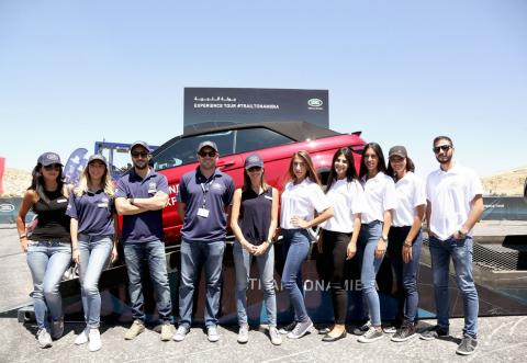 A Successful Lebanese Edition of the Land Rover Experience Tour