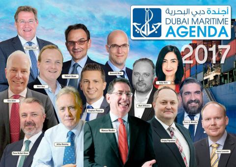 Dubai Maritime Agenda 2017 brings together maritime leaders to explore future of industry
