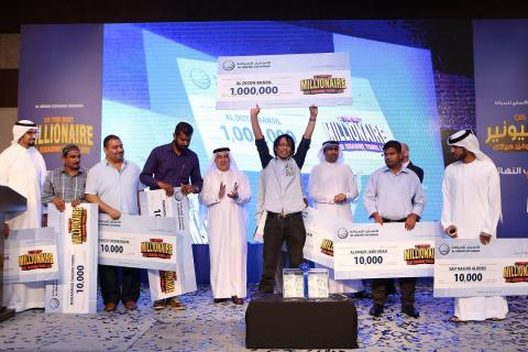 Filipino wins AED 1 million grand prize of Al Ansari Rewards – Summer Promotion 2017