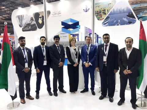 Dubai highlights opportunities in local maritime industry at INMEX SMM India 2017