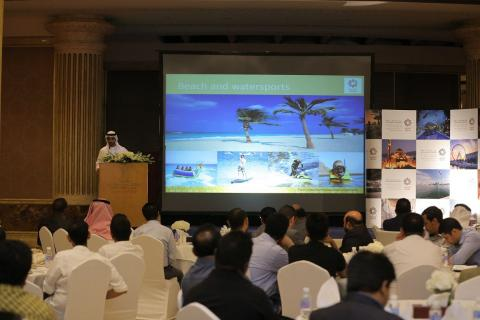 Sharjah Tourism organizes a promotional tour in Saudi Arabia and Kuwait